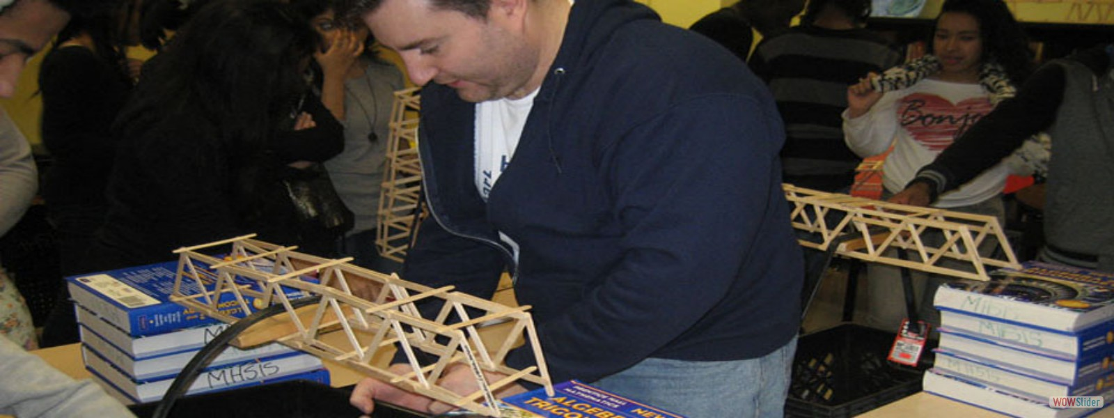 Bridge Building Competition
